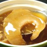 ミニフカヒレ姿煮込み入りスープ